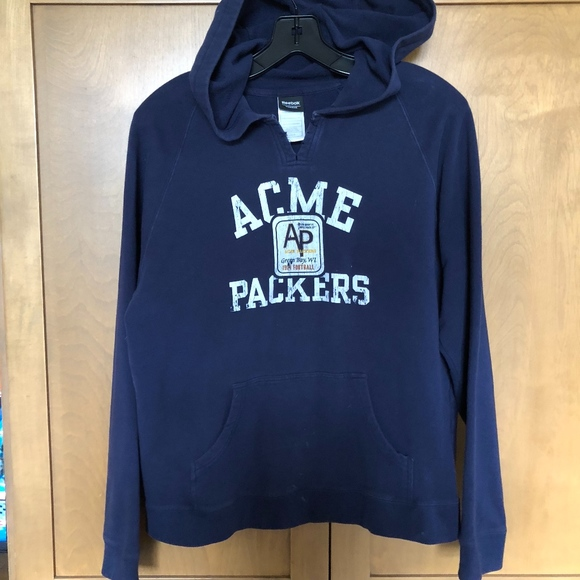sports shoes 79490 c78f8 Vintage ACME Packers Green Bay Sweatshirt